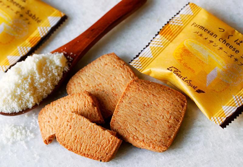 つくばパルメザンチーズサブレ