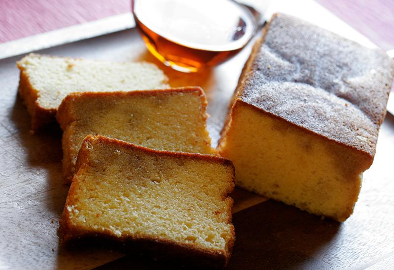 熟成ブランデーケーキ(カット)