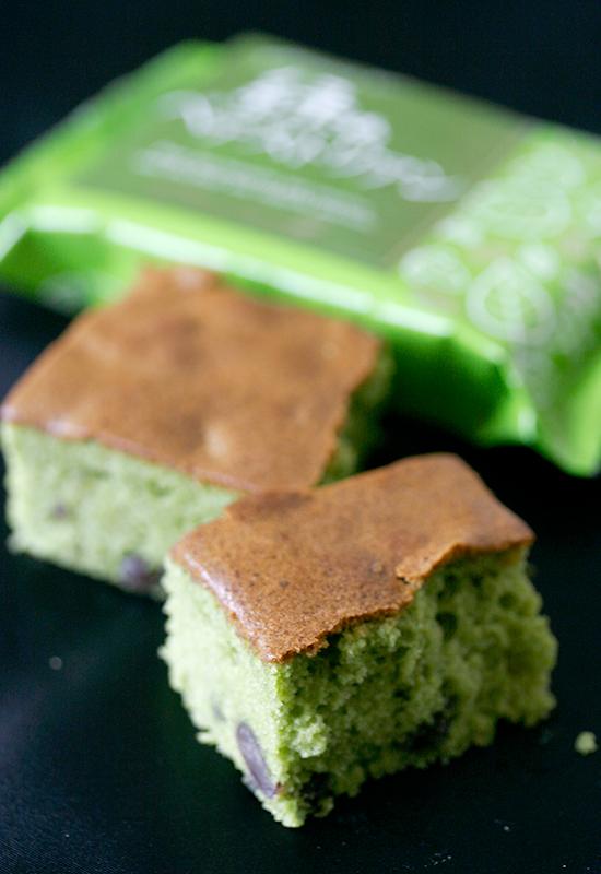 緑のペデス/抹茶