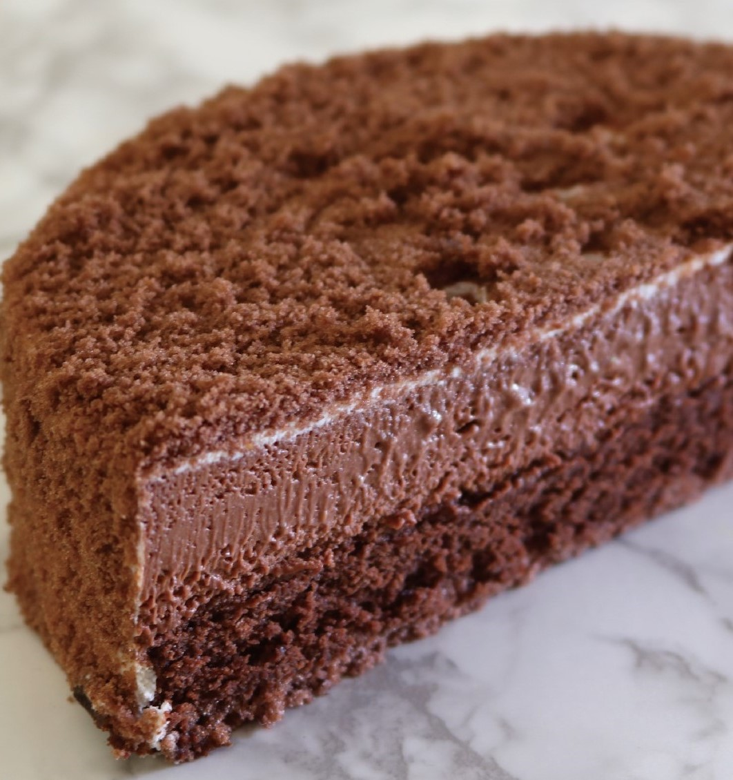 ドゥーブルショコラ【冷凍ケーキ】